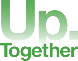 Up. Together