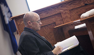 Courtroom Participant Reading