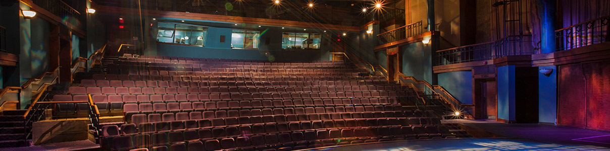 The performing arts theater at USC Upstate is one of the best.