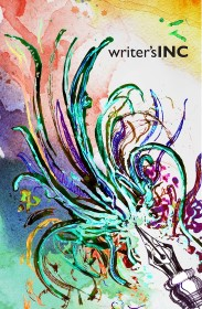 Book Cover of writersINC, the USC Upstate Literary Magazine
