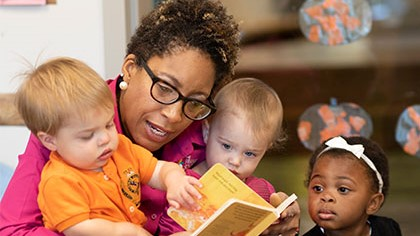 Early Childhood Education (B.A) at USC Upstate