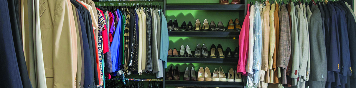 Career Closet at USC Upstate
