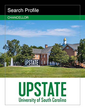 USC Upstate Chancellor Search Profile