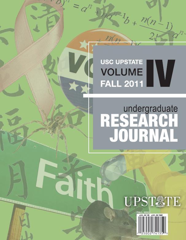 Student Research Journal Volume 4