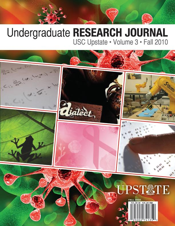 Student Research Journal Volume 3