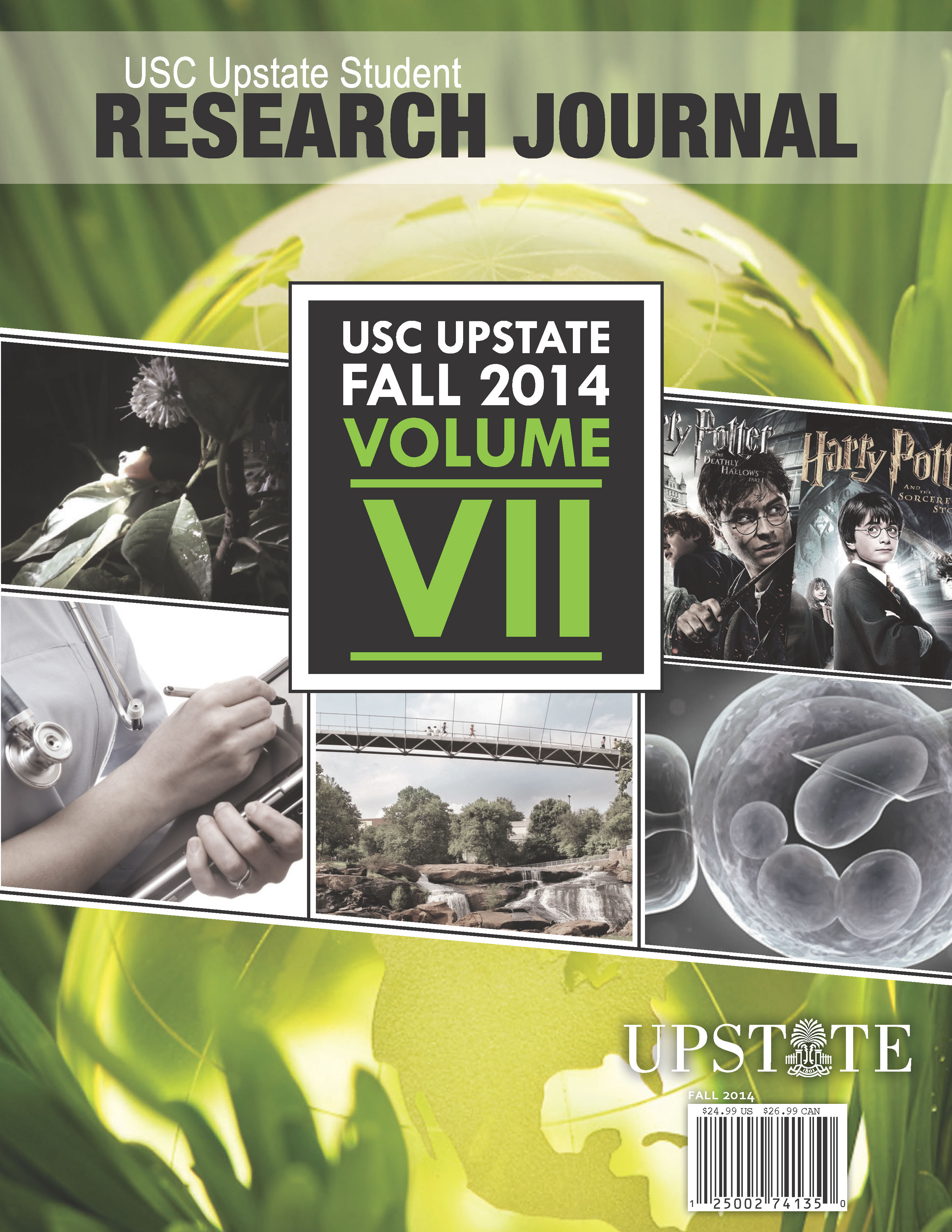 Student Research Journal Volume 7