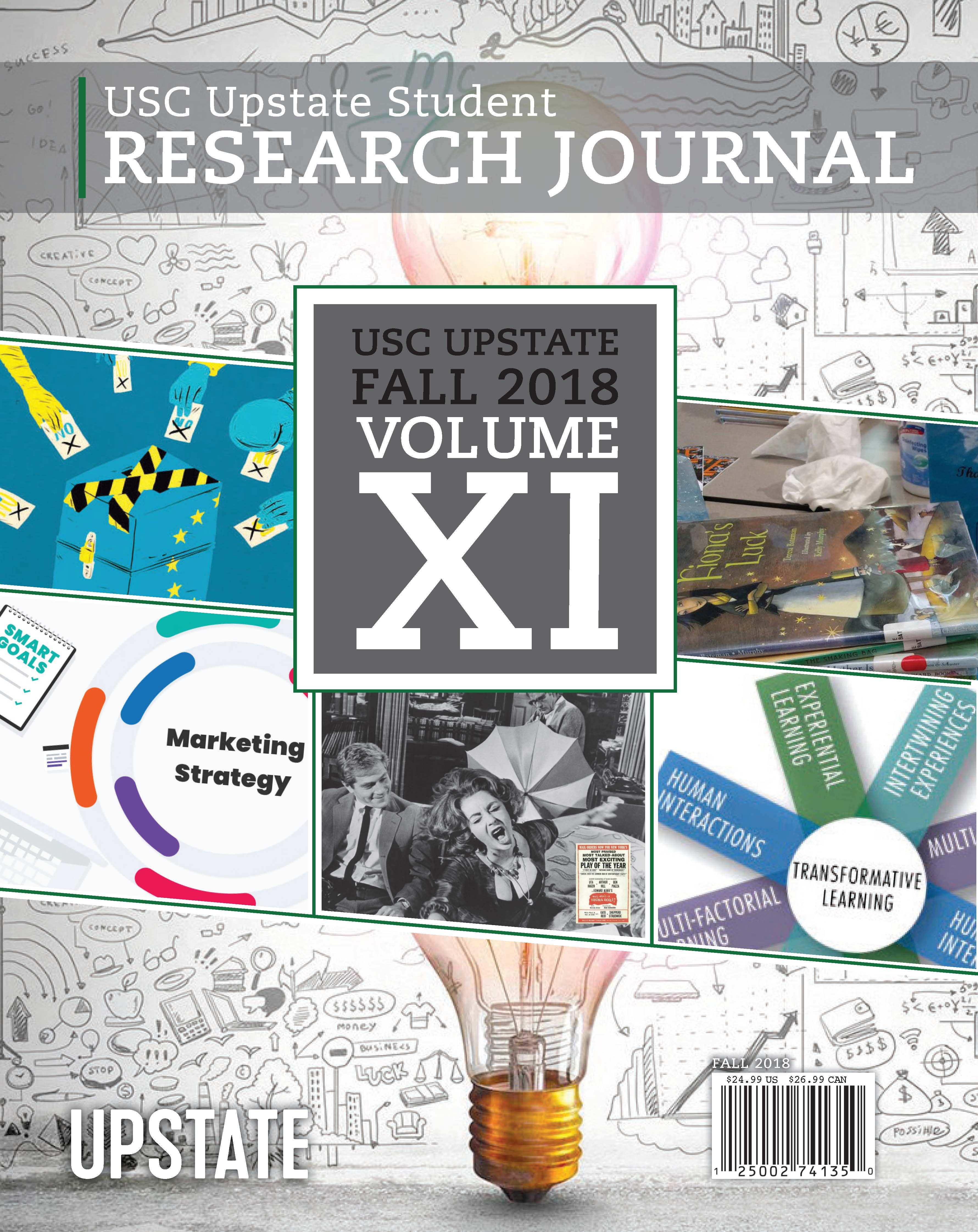Student Research Journal Volume 10