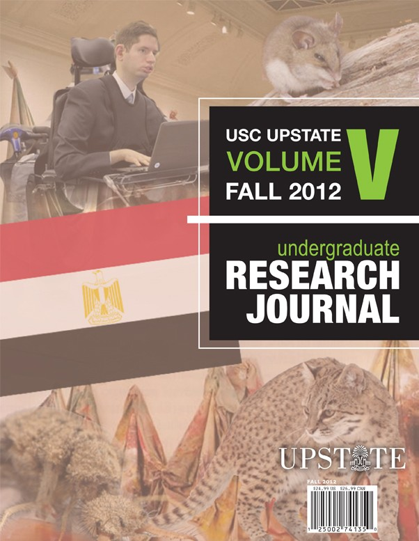 Student Research Journal Volume 5