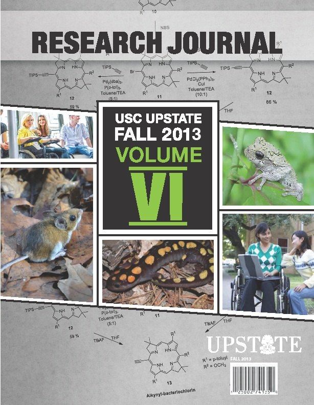 Student Research Journal Volume 6