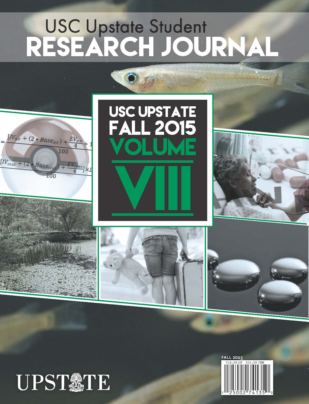 Student Research Journal Volume 8